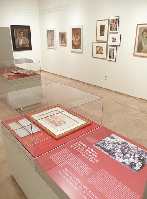 Art exhibition design El Museo del Barrio