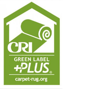 When Using Carpeting Look For The Green Label Plus Logo It Is Awarded By Carpet And Rug Insute
