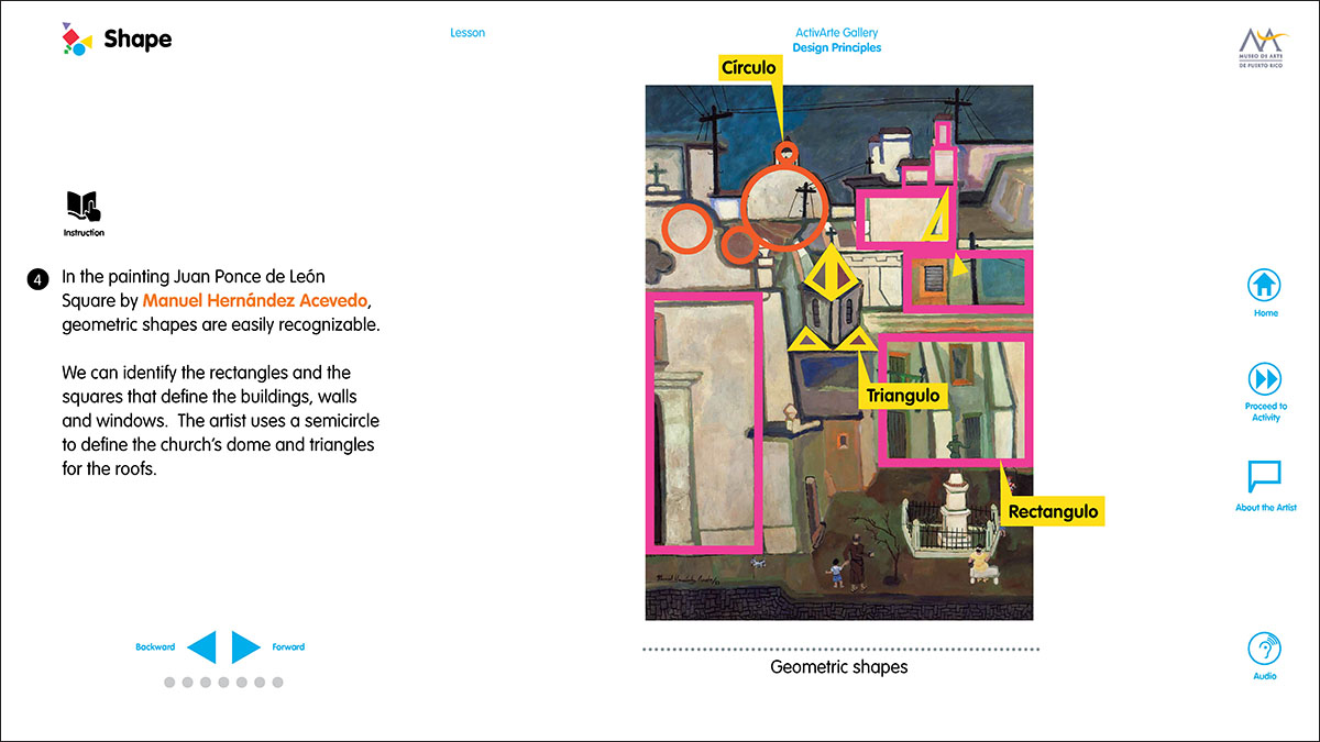Visual Literacy Shapes